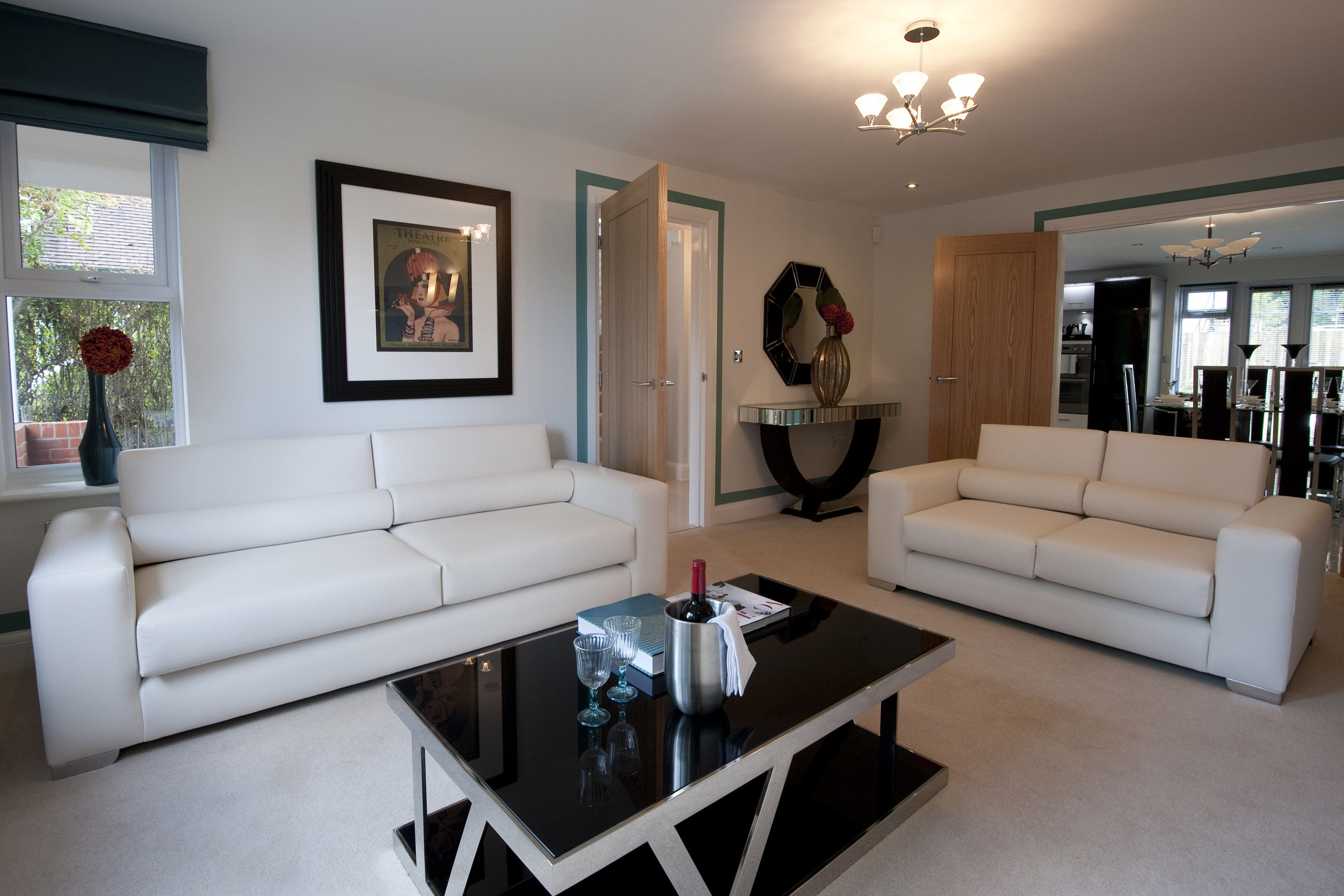 Luxury showhome for sale at taylor wimpey s banbury Home interior shows